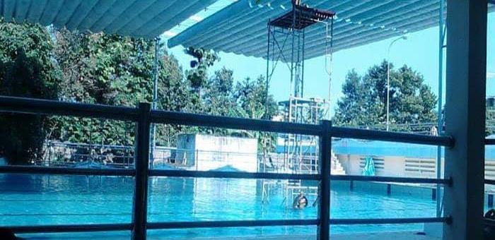 Công ty thi công mái che bạt xếp bể bơi. Thiết kế và thi công mái che di động đẹp