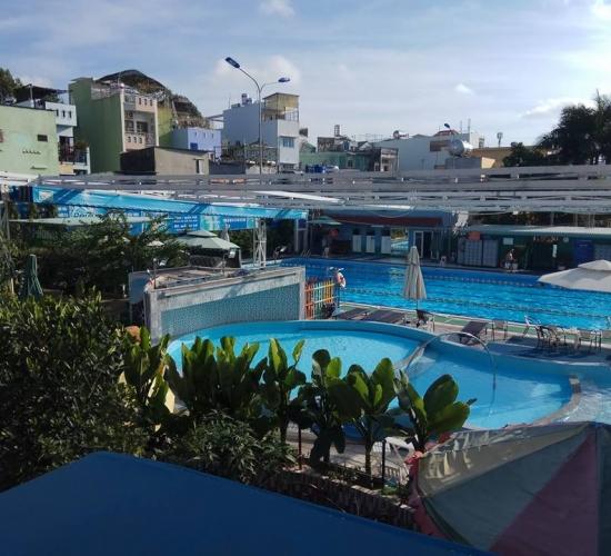 Lắp đặt mái xếp hồ bơi giá rẻ tại Hà Nội – Báo giá thi công mái xếp hồ bơi đẹp theo yêu cầu