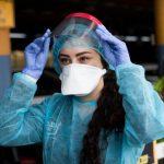 Khẩu trang bằng vải bạt liệu có phòng chống được virus corona