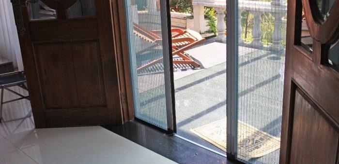 Đặc điểm và cấu tạo của cửa lưới chống muỗi