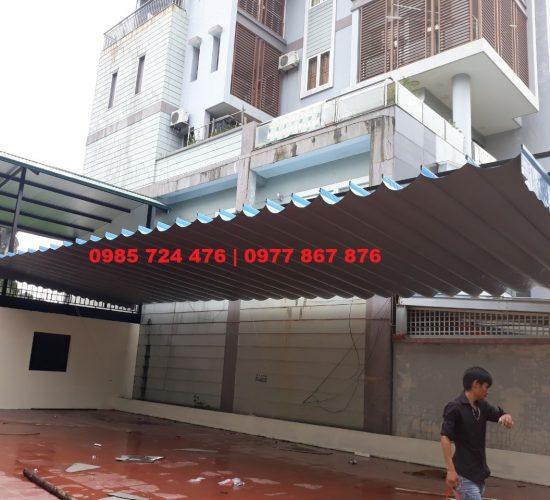 Mái Xếp Quán Cafe, Nhà Hàng, Khách Sạn, Bể Bơi, Trường Học, Sân Nhà