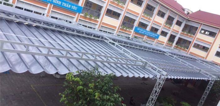 Mái xếp tại Phú Thọ   Mai xep tai Phu Tho