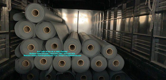 Vải bạt Nhựa PVC