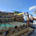 Bảng báo giá bạt che nắng mưa, bạt nhựa PVC, bạt che công trình tại Ninh Bình